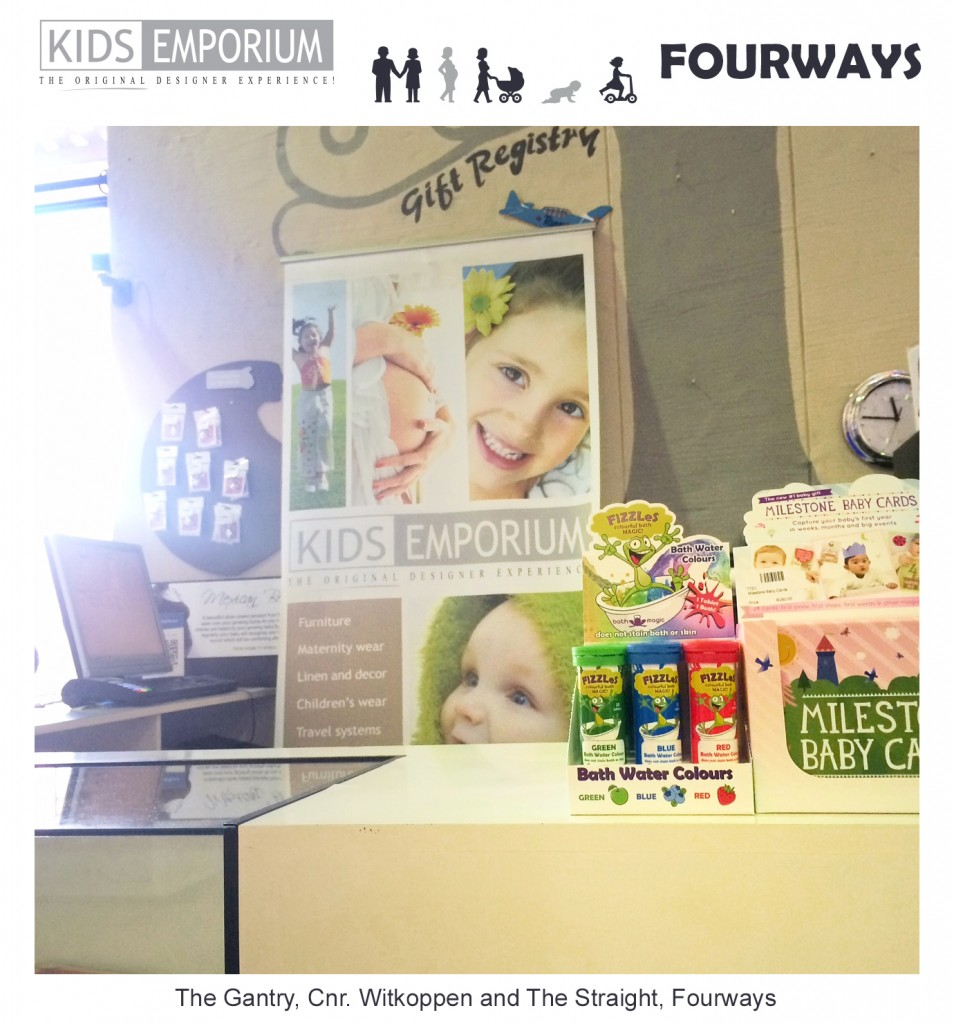 Kids Emporium Fourways is the newest FiZZLeS stockist