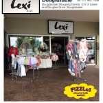 Lexi Kids in Douglasdale stocking FiZZLeS bath water colours