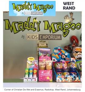 Maddy Magoo West Rand