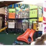 Kids Playground at Papachinos Fourways
