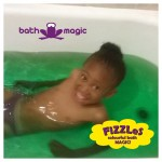 bath time is play time with Bath Magic FiZZLeS