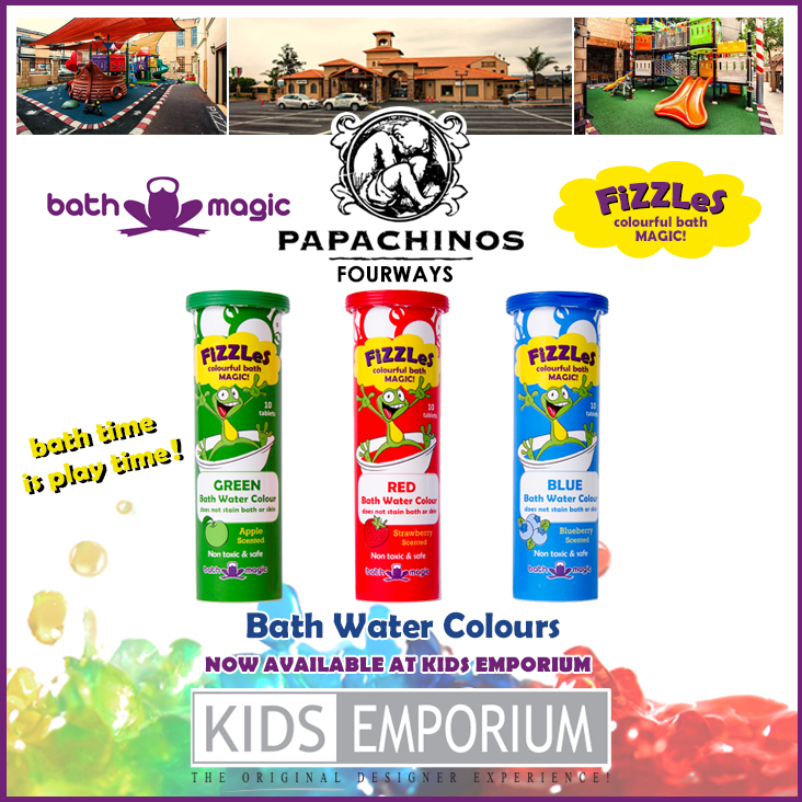 Papachinos Fourways Promotion. Get Free FiZZLeS Samples