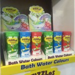 FiZZLeS Bath Water Colours