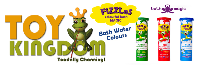 FiZZLeS Bath Water Colours now at Toy Kingdom Toy Stores  fc8eca73964a