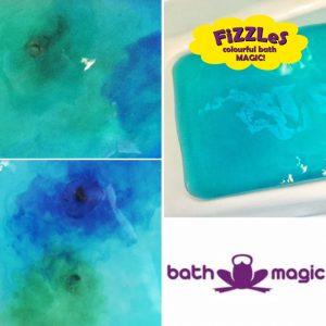 fizzles mixology turquoise bath