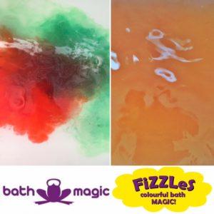 FiZZleS orange bath mixology