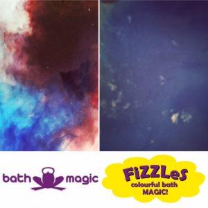 FiZZleS purple bath